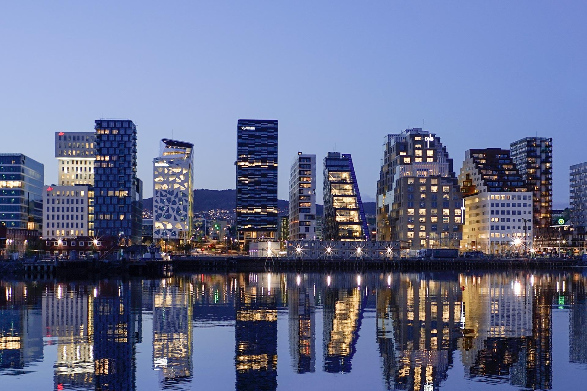 Weekend ne Oslo