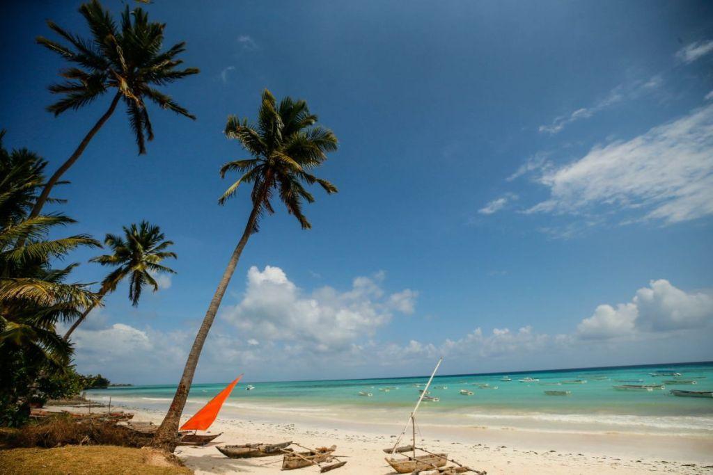 Ishulli i erezave Zanzibar - Tanzani