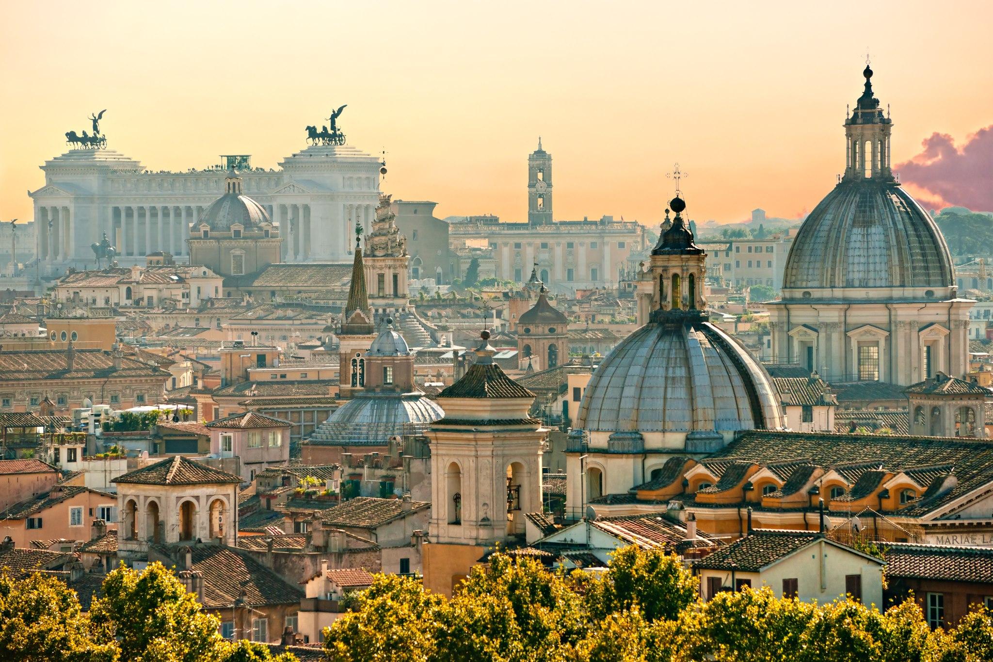 Rome - Firenze Tour