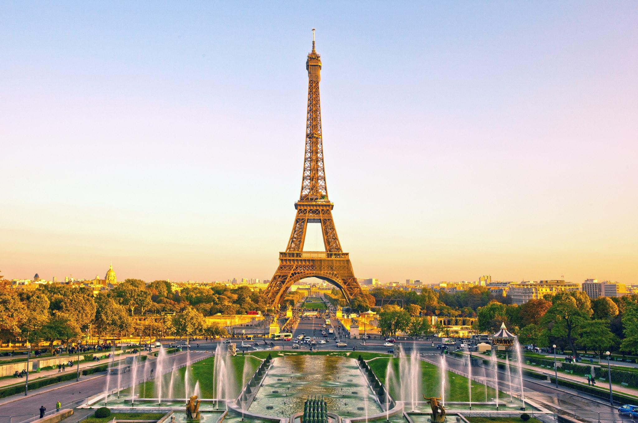 Tur kulturor ne Paris - France