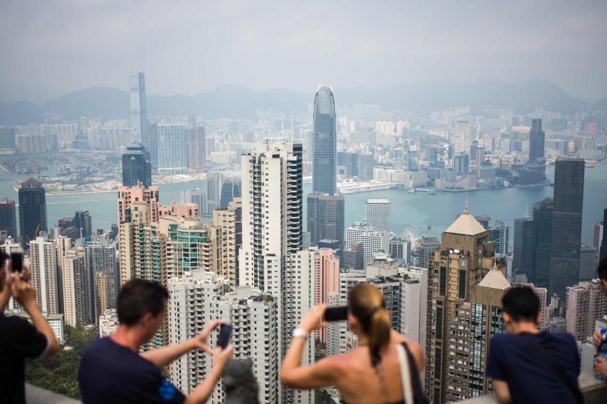 Hong Kong - Macau Tour - Kina