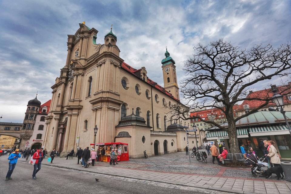 Festa e birres ne Mynih - Gjermani