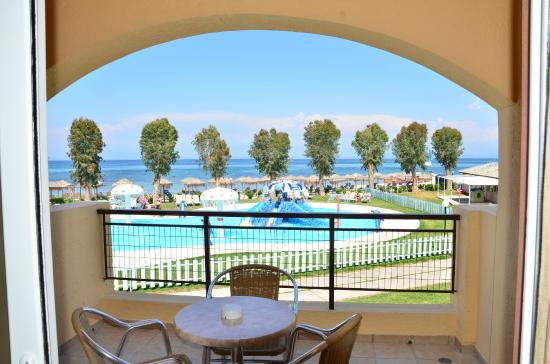 Messonghi Beach Resort - Greqi