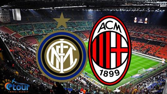 Ndeshja Inter VS Milan - Itali