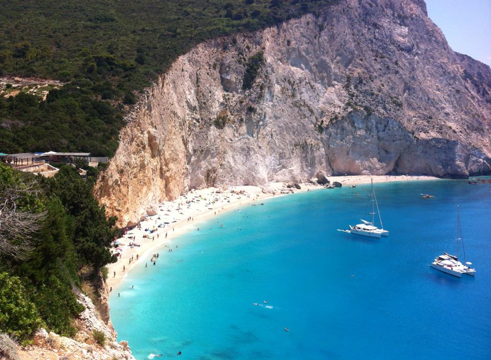 Tur 6ditor ne Lefkada me transport - Greqi