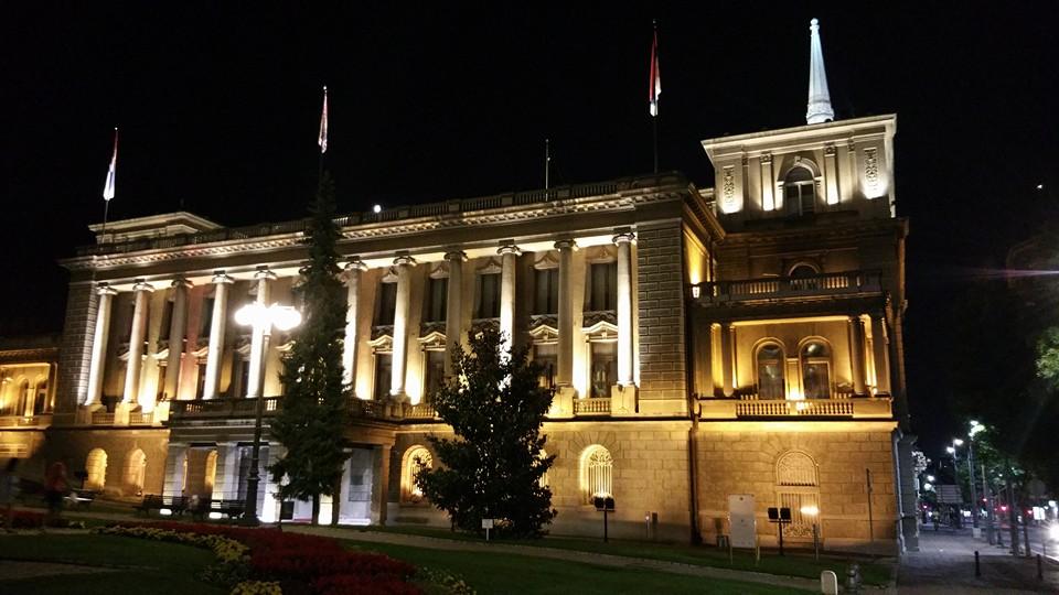 Tur kulturor ne Beograd - Serbi