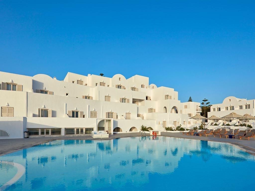 Santorini Palace Hotel - Greqi