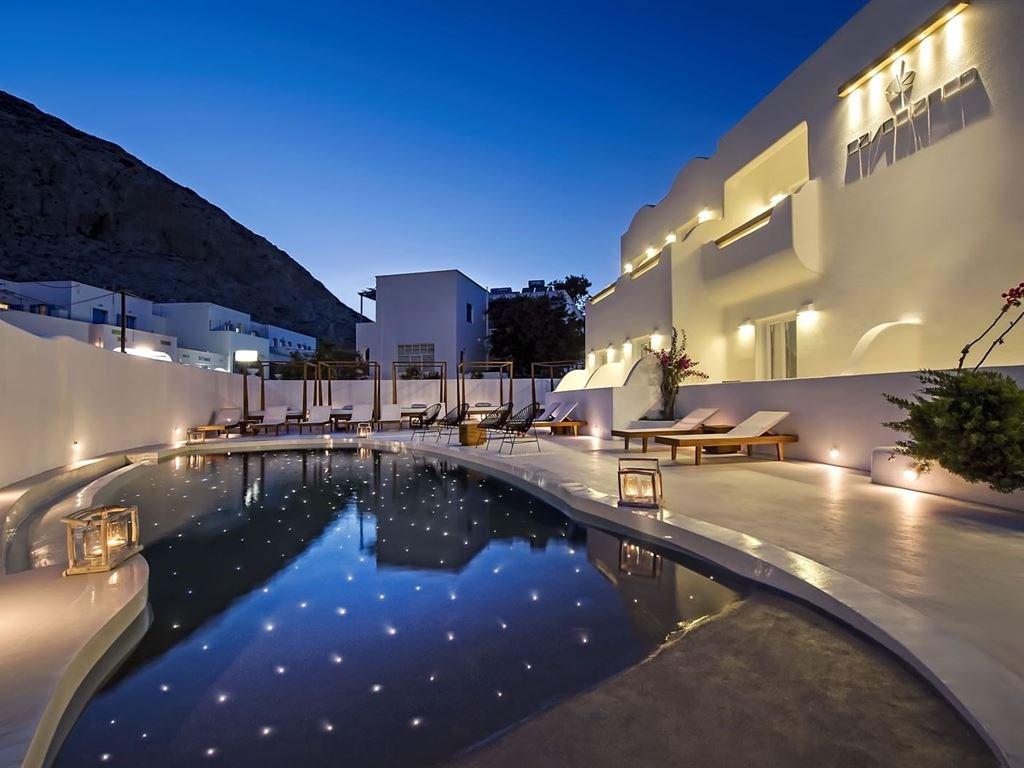 Cavo Blanco Hotel - Greqi