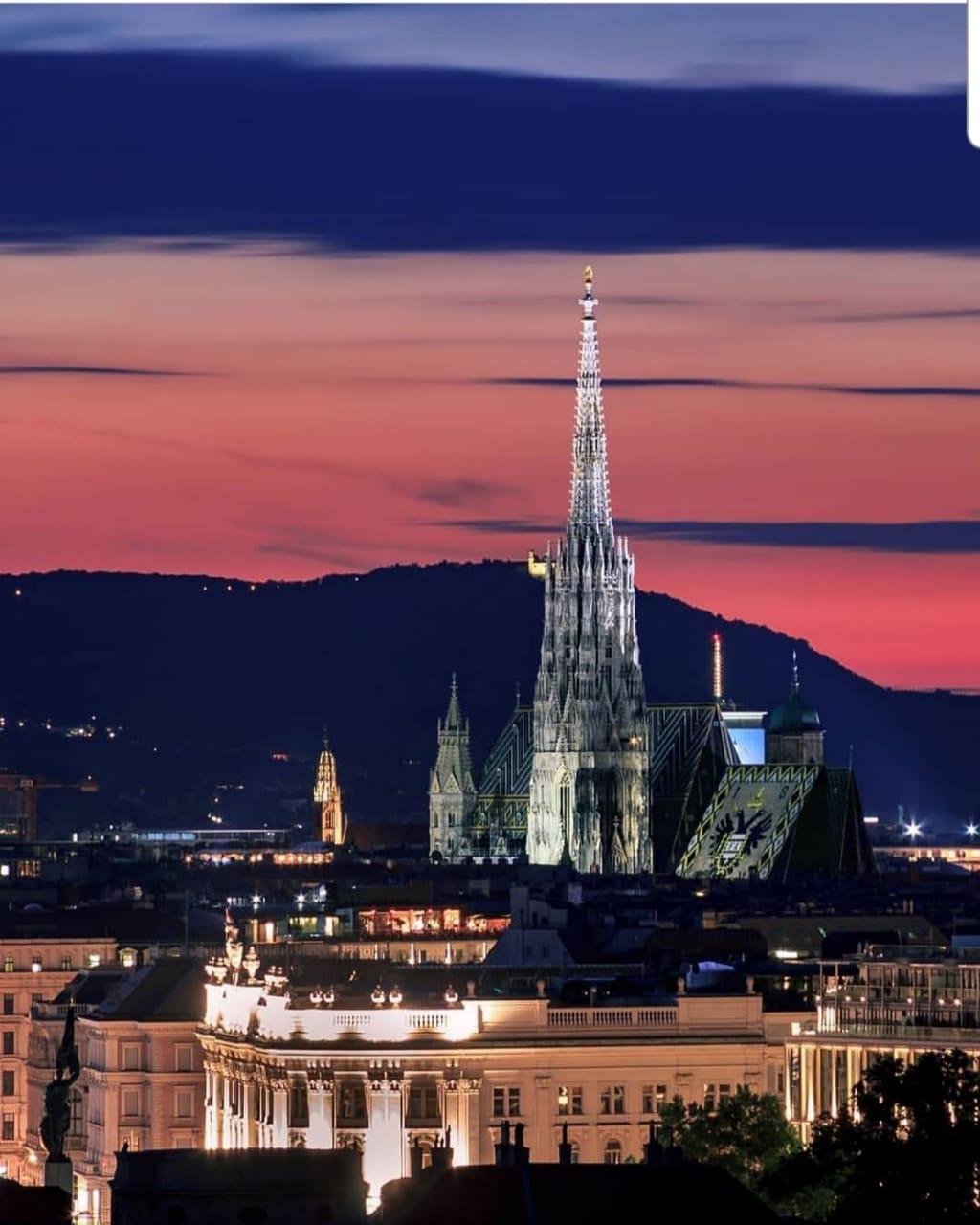 Viti i Ri ne Vjene 3Dite - Austri