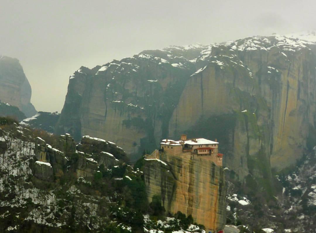 Tur ne Selanik-Meteora-Katerini