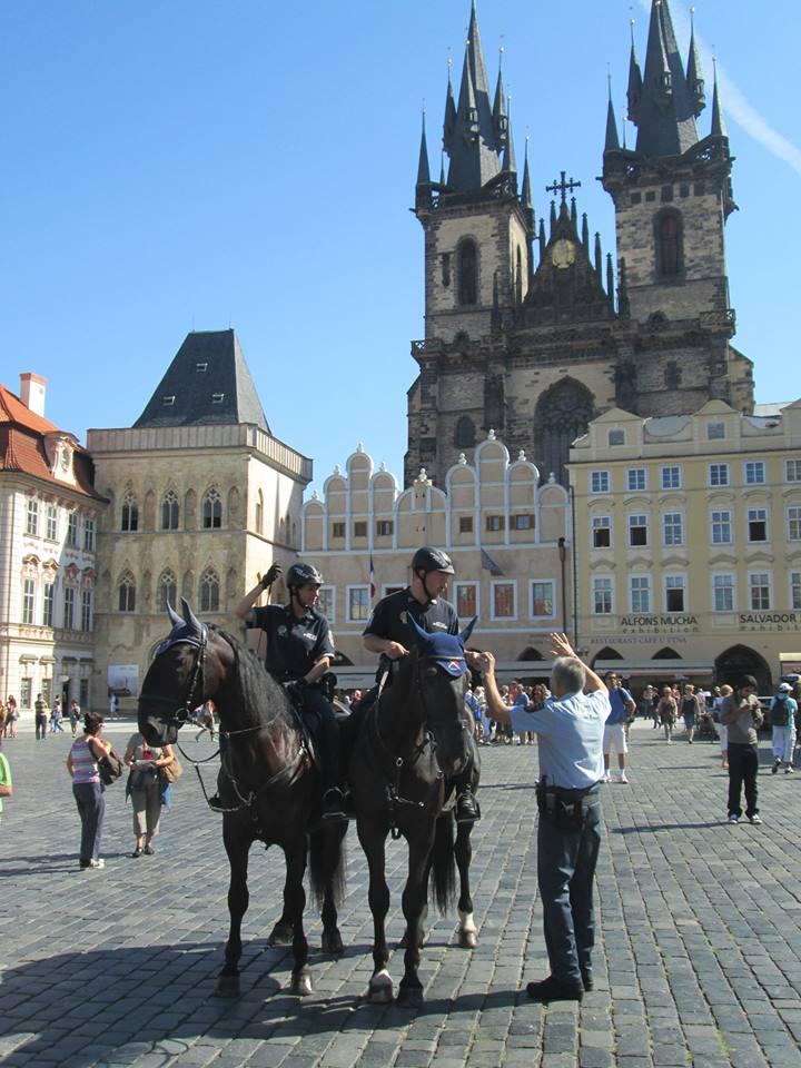 Prage - Ceki
