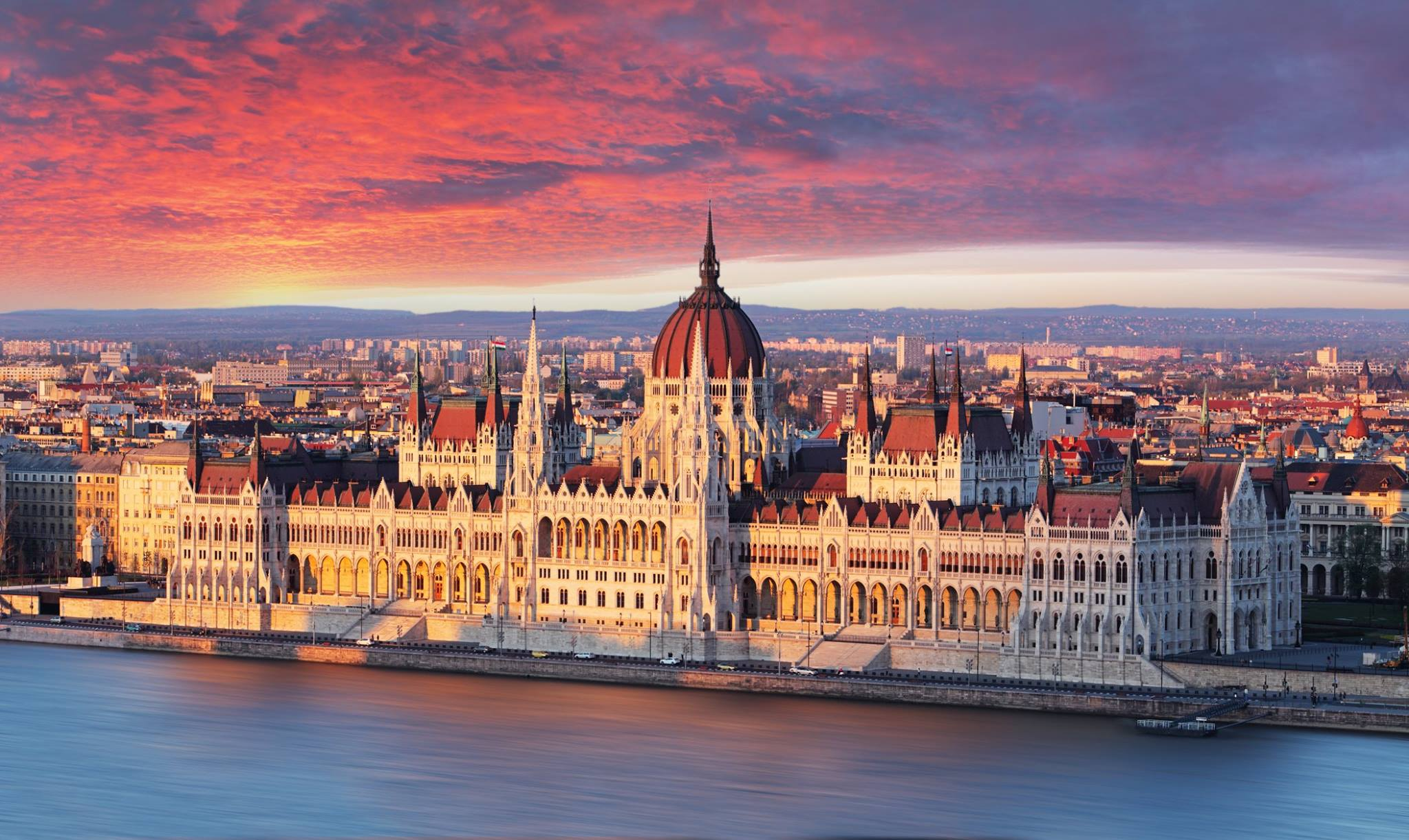 Weekend ne Budapest