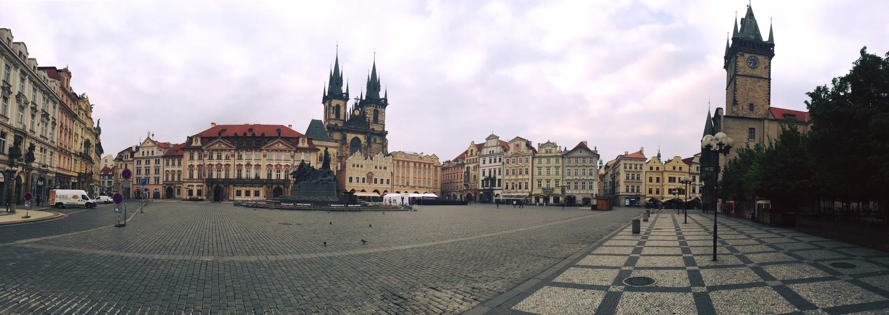 Praga -Udhetim turistik