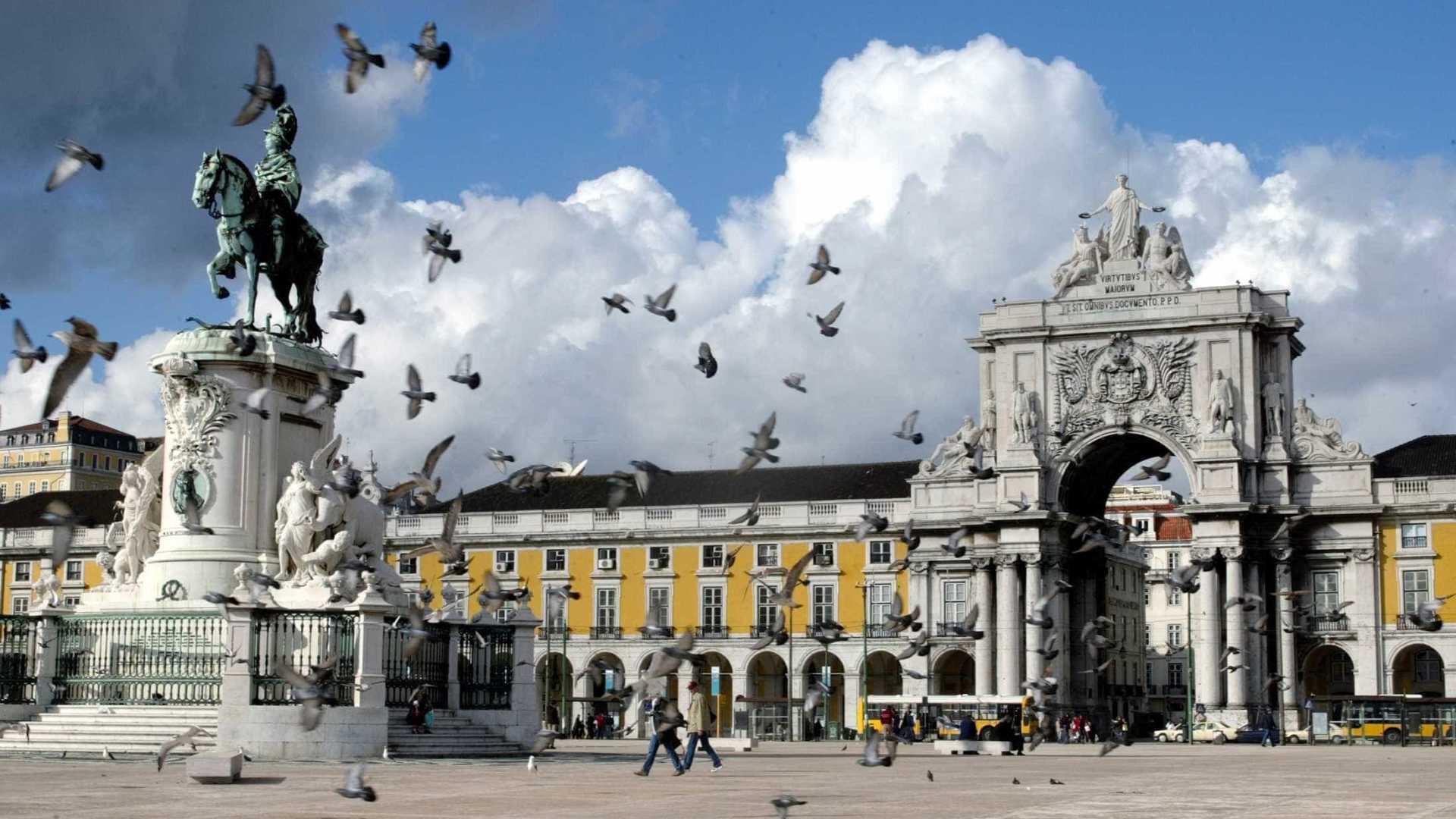 Tur ne Spanje dhe Portugali  - Portugali