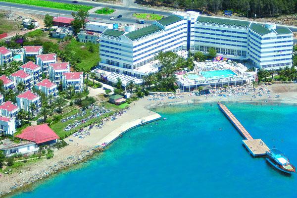 Jasmine Beach Hotel ne Alania, Antalia