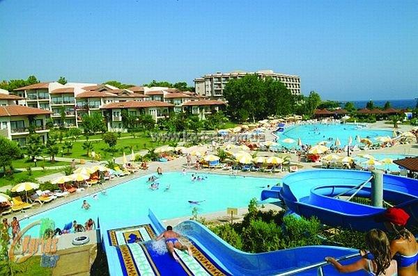 Justiniano Club Park Conti  - Turqi