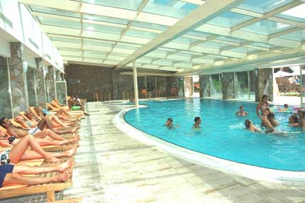 MC Arancia Resort ne Alania, Antalia - Turqi