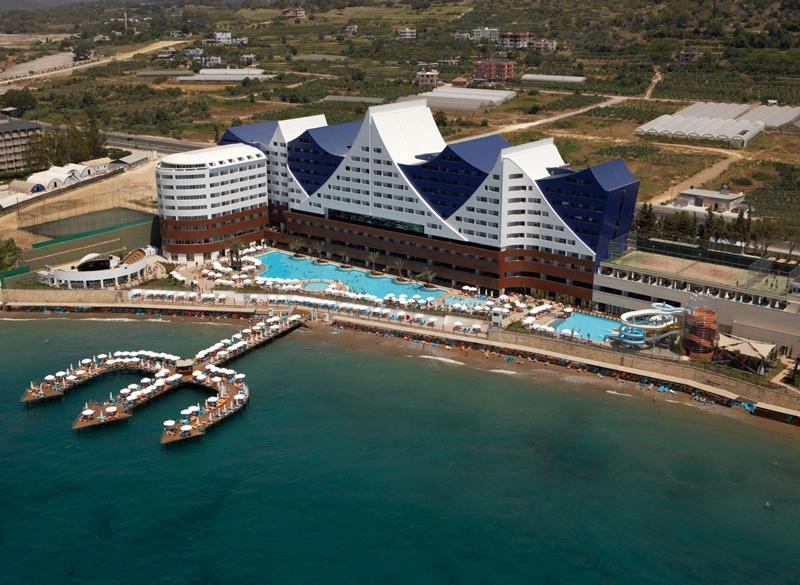 Vikingen Quality Resort Hotel & SPA ne Alania, Antalia