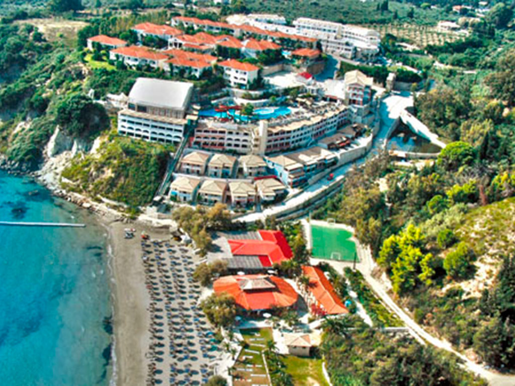 Palazzo di Zante Hotel & Waterpark - Greqi