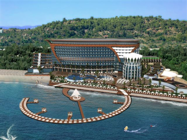 Granada Luxury Resort & SPA - Turqi