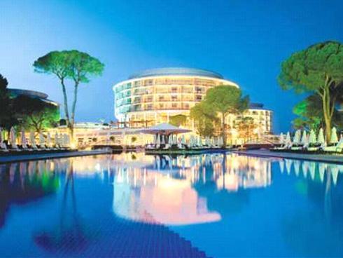 Calista Luxury Resort Hotel & SPA