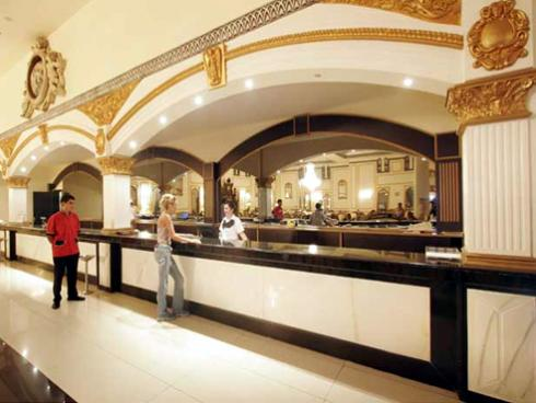 Cesars Temple Hotel ne Belek, Antalia - Turqi