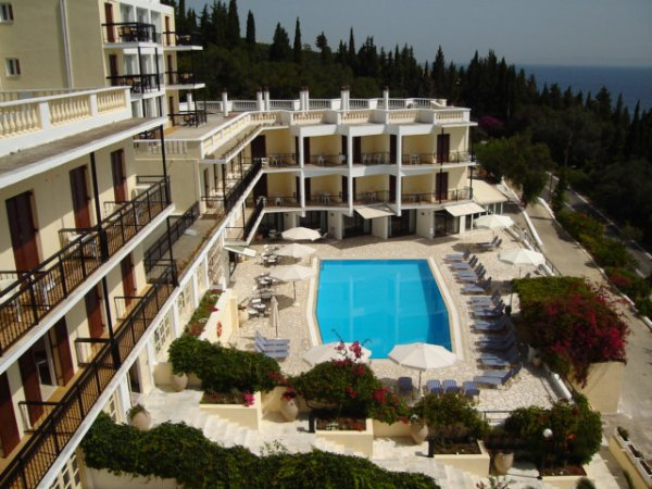 Corfu Belvedere Hotel - Greqi
