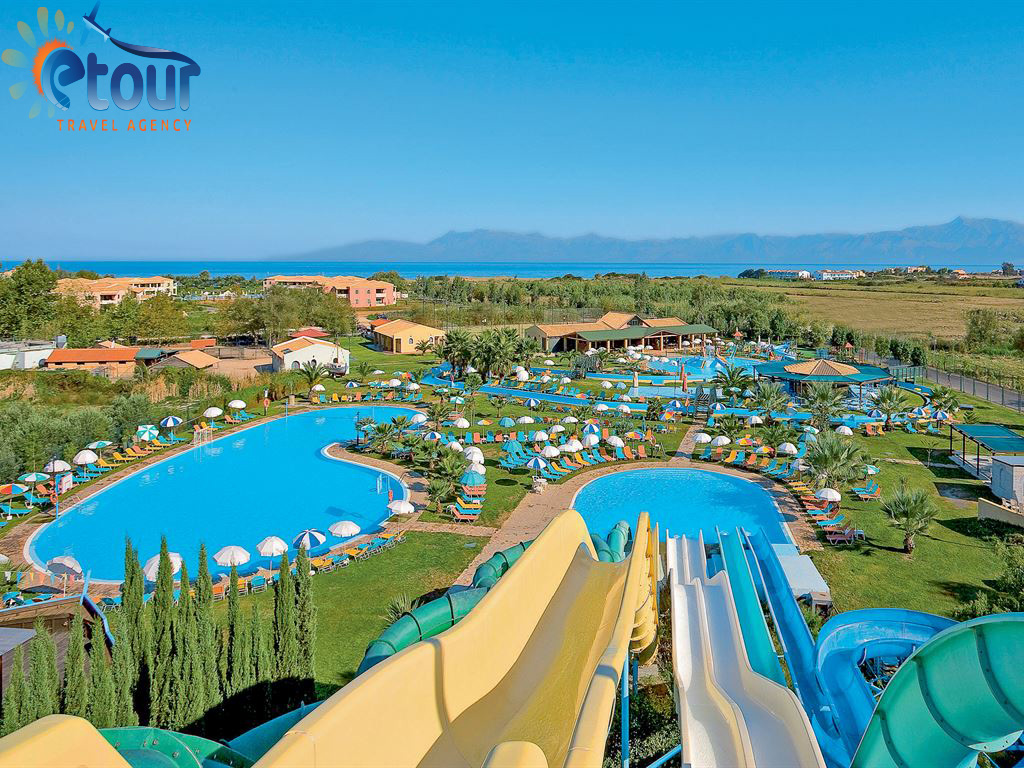 Gelina Village Aqua Park - Greqi