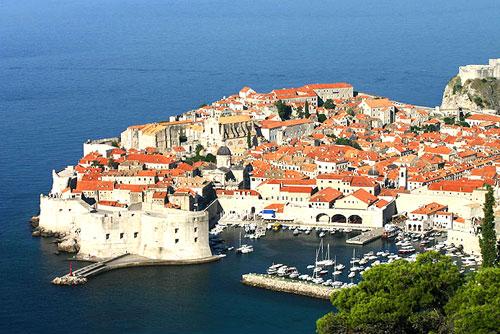 Tur kulturor ne Dubrovnik