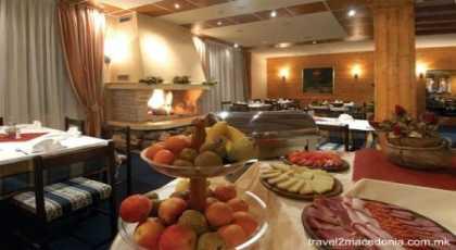 Viti i ri ne Hotel Sport Mavrove 3/4 Dite - Maqedoni