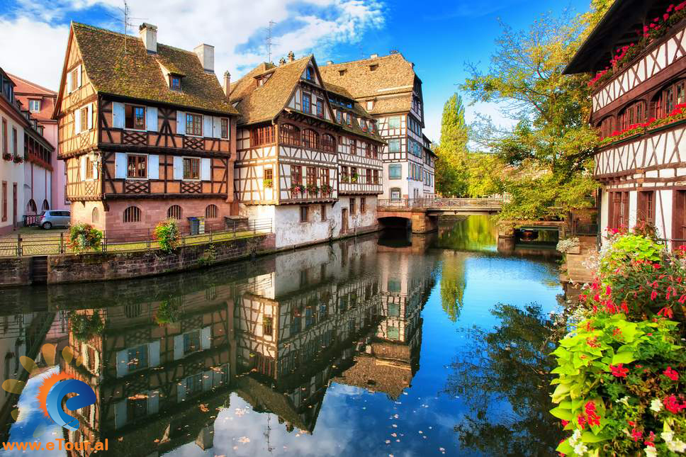 Shtutgart - Strasburg - Zyrih