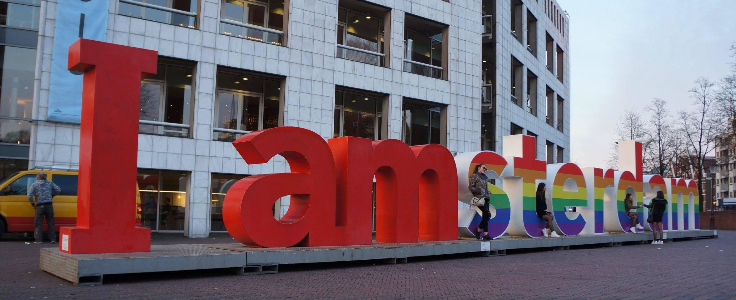 Tour ne Amsterdam, Rotterdam, Hage