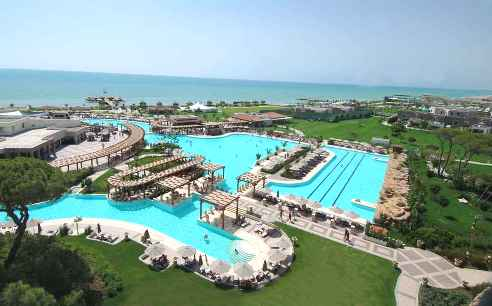 Ela Quality Resort  - Turqi