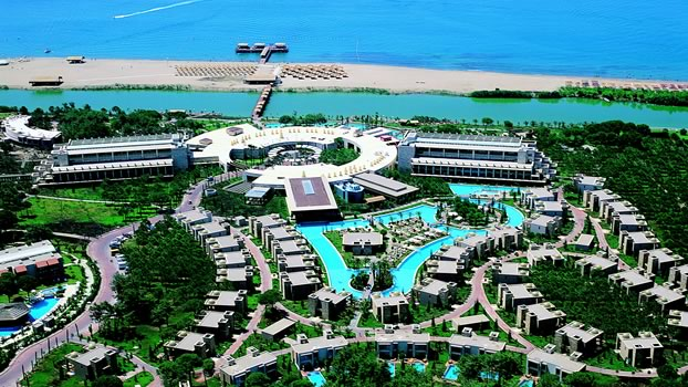 Gloria Serenity Resort  - Turqi