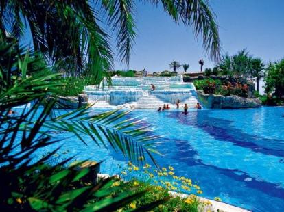 Limak Arcadia Golf Resort - Turqi