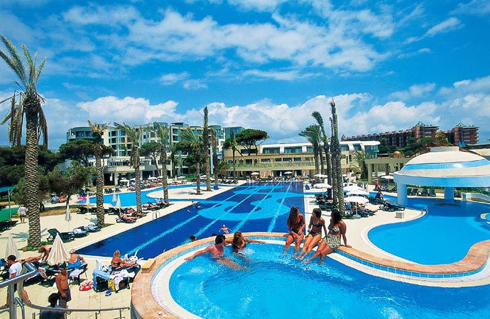 Limak Atlantis Hotel & Resort ne Belek, Antalia - Turqi