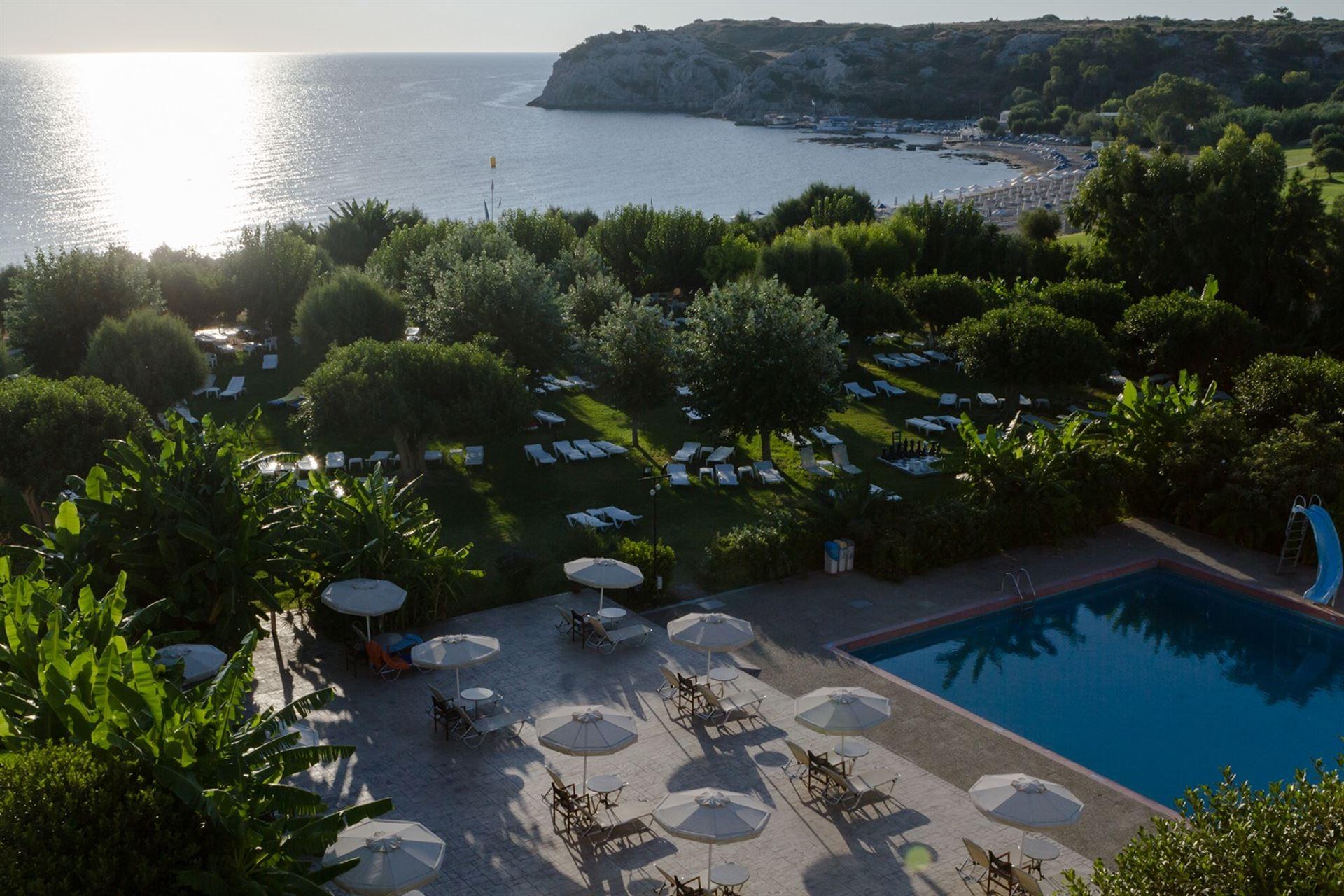 Irene Palace hotel  - Greqi