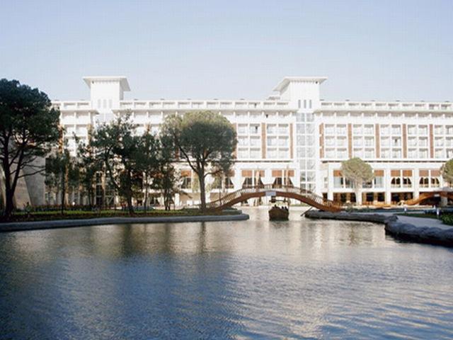 Rixos Premium Hotel ne Belek, Antalia