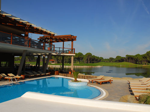 Sueno Golf Hotel ne Belek, Antalia - Turqi