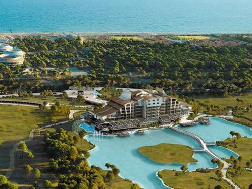 Sueno Golf Hotel ne Belek, Antalia