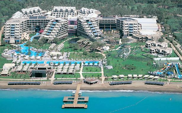 Susesi Deluxe Resort ne Belek, Antalia