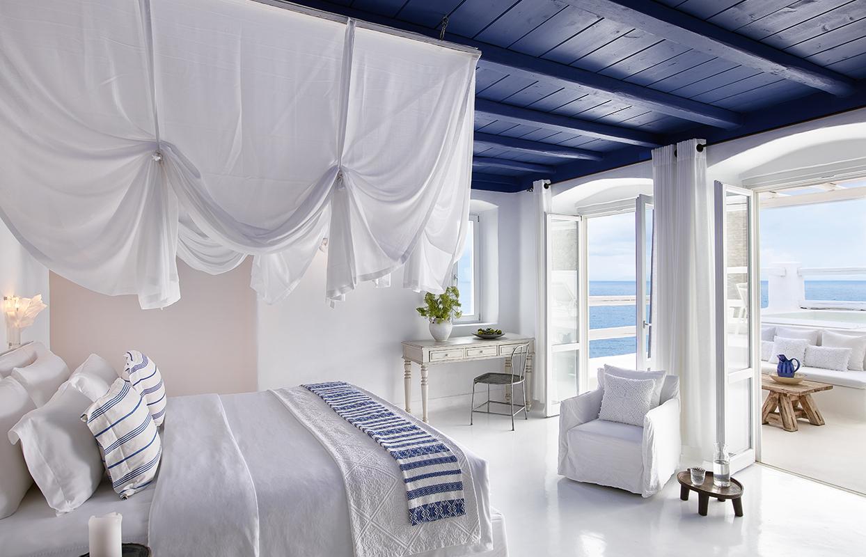 Mykonos Blu Grecotel Exclusive Resort  - Greqi