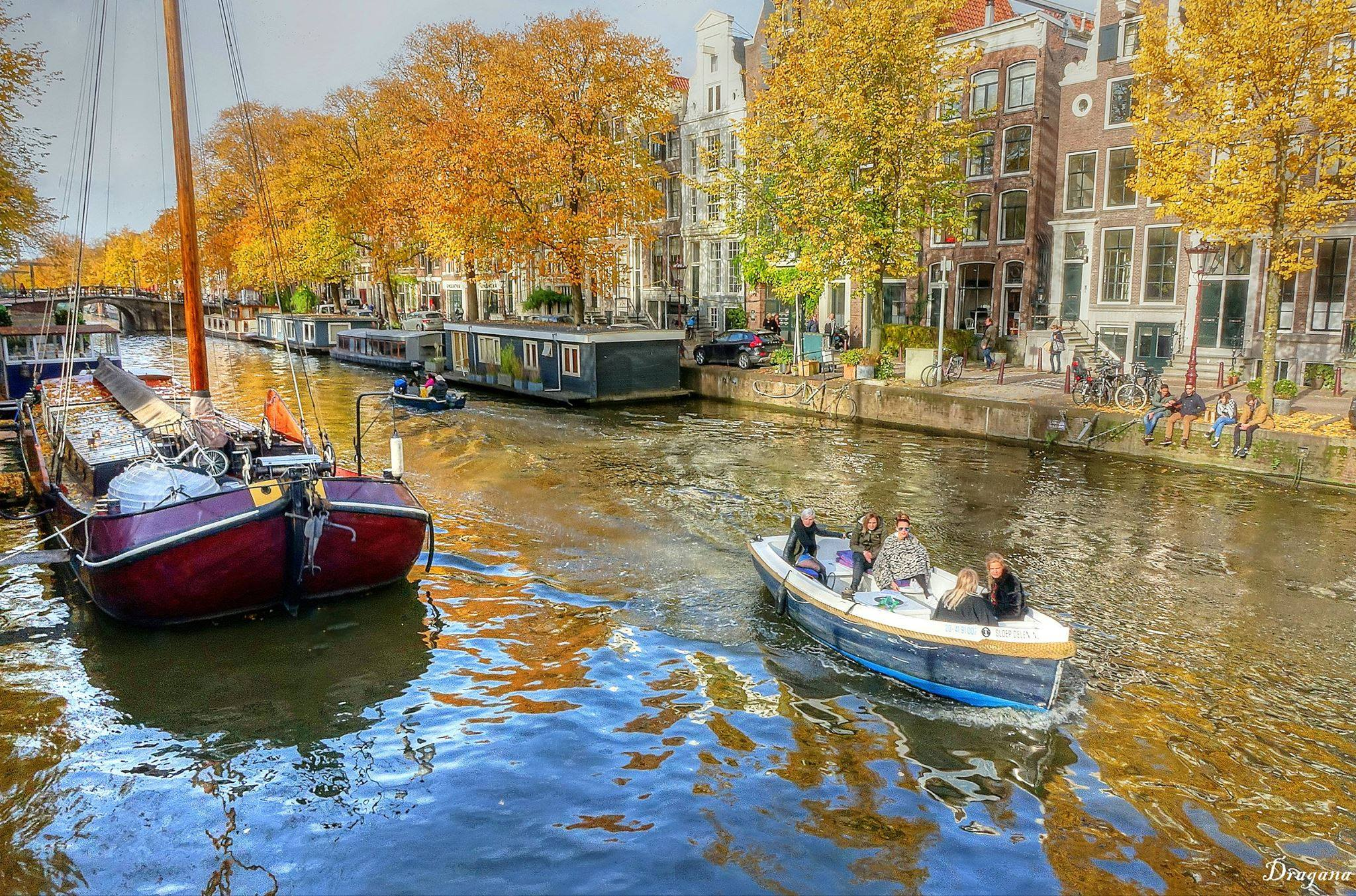 Amsterdam Tour - Hollande