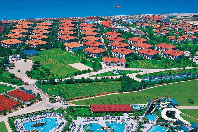 Club Alibey Manavgat & Park 5* - Turqi