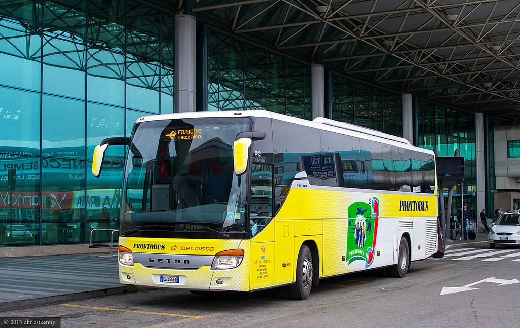 Bileta Autobuzi - Itali