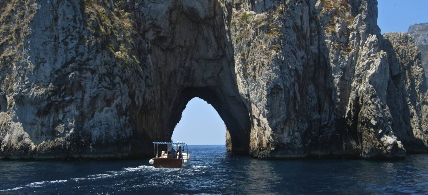 Napoli-Sorrento-Capri-Positano-Amalfi Tour kulturor - Itali