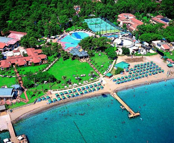 Club Salima ne Kemer, Antalia