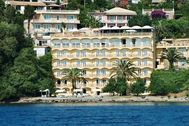 Pontikonissi hotel
