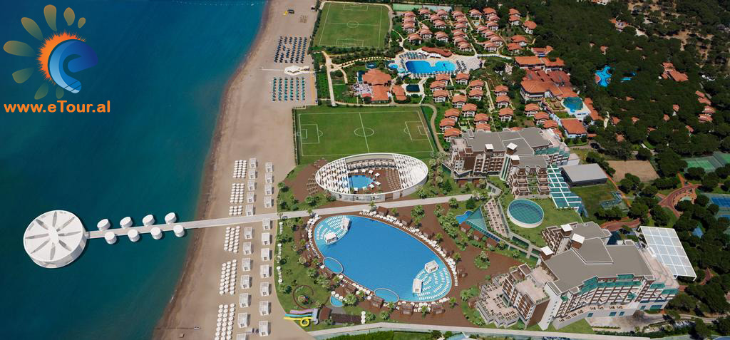 Selectum Luxury Resort - Turqi