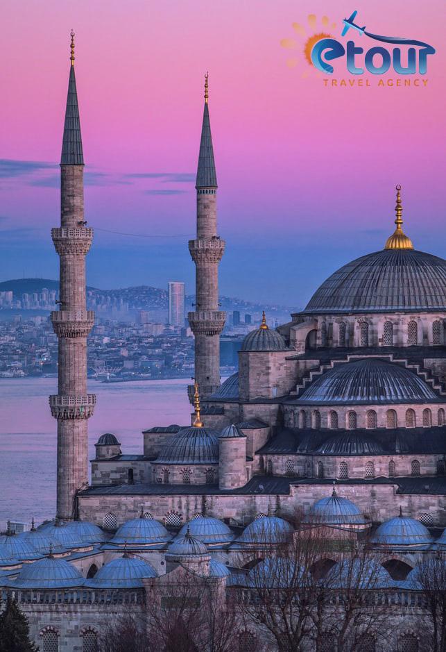 Viti i Ri ne Stamboll-Selanik-Sofje 5Dite